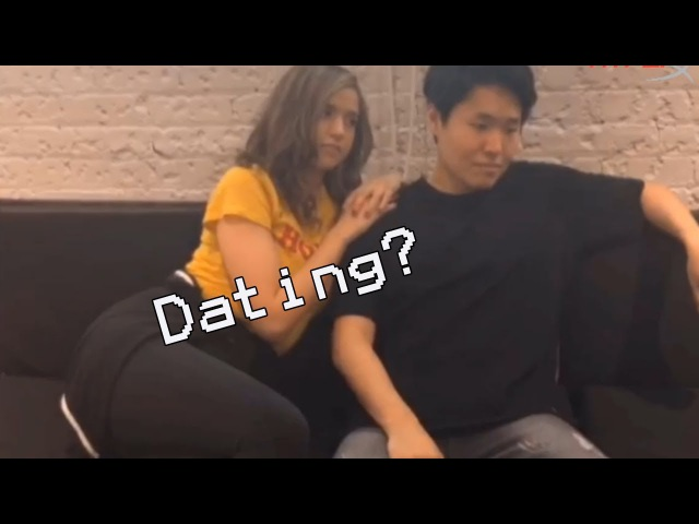 Pokimane Dating DisguisedToastHS ? Impact insane escape   KayPea Lucky Dragon Steal   LoL Moments