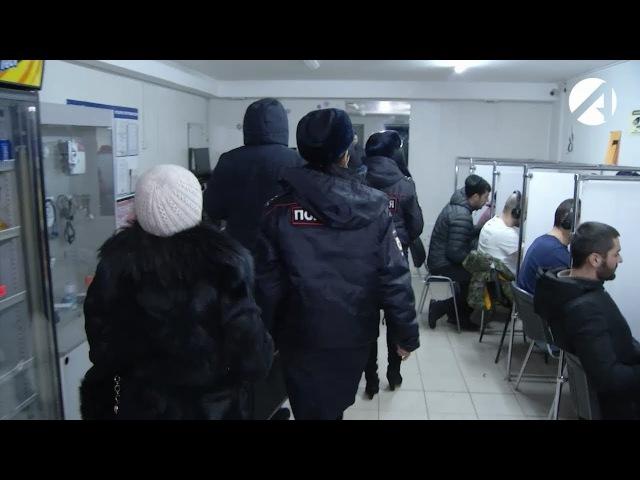 Комендантский час в Астрахани нарушают в основном подростки из благополучных с