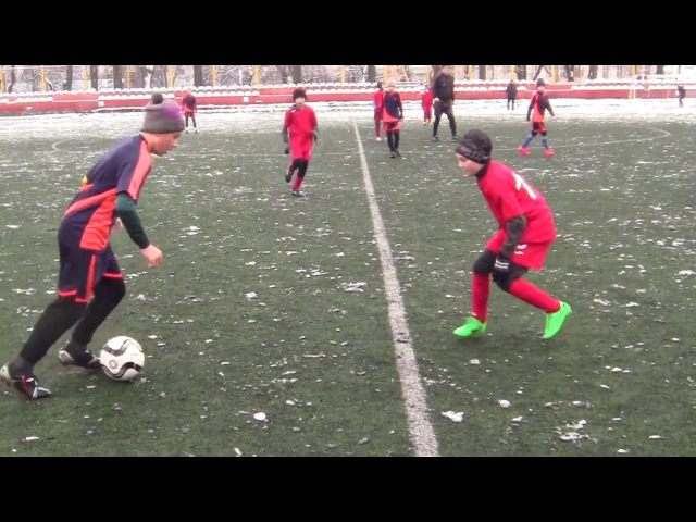Дитяча зимова першість з футболу Хмельницький