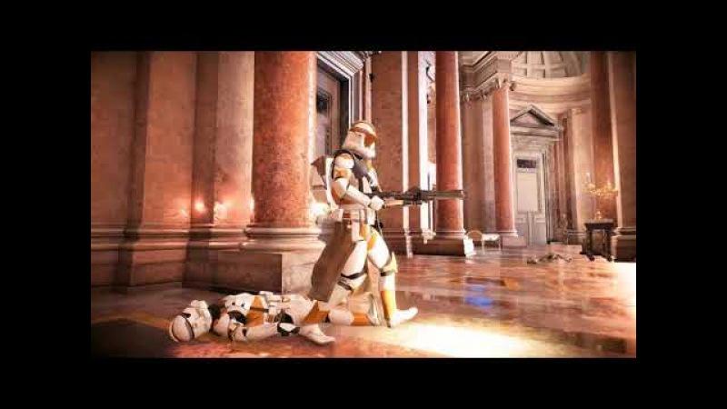 212st vs CIS Droids | Clone Wars | Star Wars Battlefront 2 [1080p]