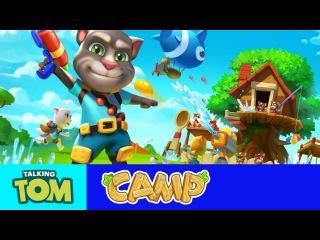 Talking Tom Camp Teaser Trailer (Pre-Register Now)