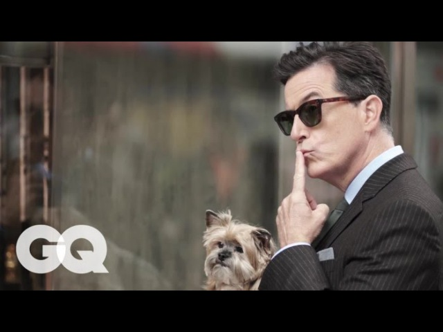 A Re-Introduction to Stephen Colbert, Our GQ Cover Star