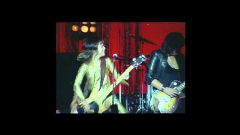 SUZI QUATRO - JAILHOUSE ROCK - TOUR JAPAN 75
