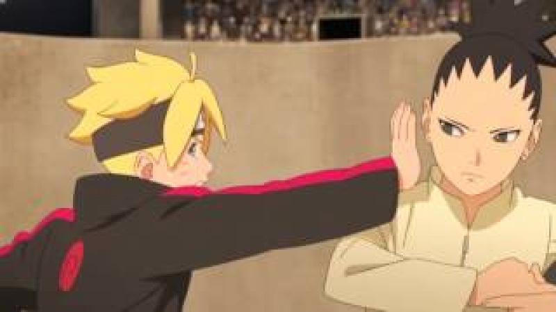 Boruto Naruto The Movie - Boruto AMV havoc at the chunin exam