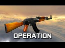 AK AK-47 full disassembly and operation