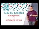 Claudiu Draghia Management != managing horses