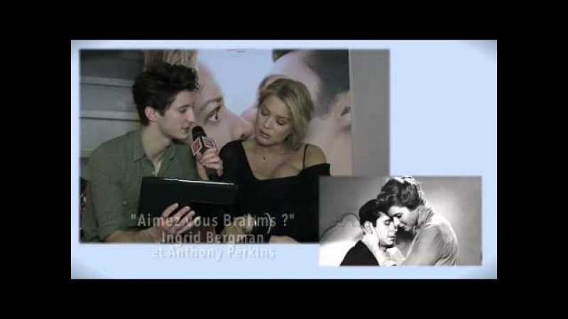 Quiz MILF Virginie Efira et Pierre Niney