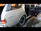 Nissan 260c Wagon Time warp Datsun 330