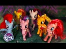 My Little Pony: The Movie - 'The Mane 6 Friends Act Out!' Official Stop Motion Short