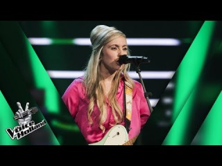 Kelly Kockelkoren - Do I Ever | The voice of Holland | The Blind Auditions | Seizoen 8