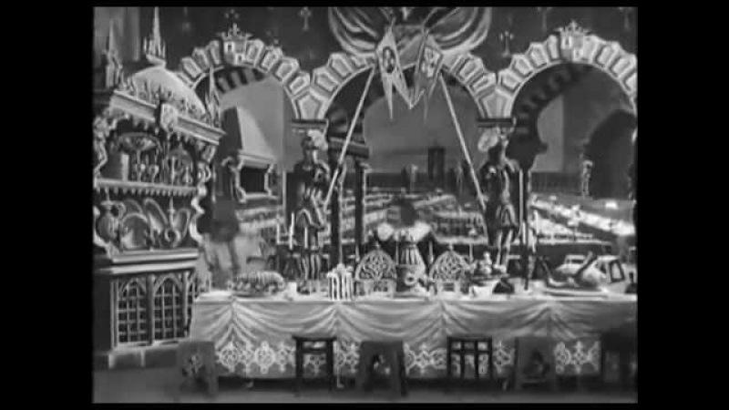 Bluebeard Directed by Georges Méliès Barbe-bleue 1901 Синяя борода