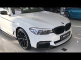 Обзор, новый BMW 540i X-Drive M-Performance