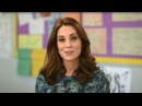 The Duchess of Cambridge supports Children's Mental Health Week