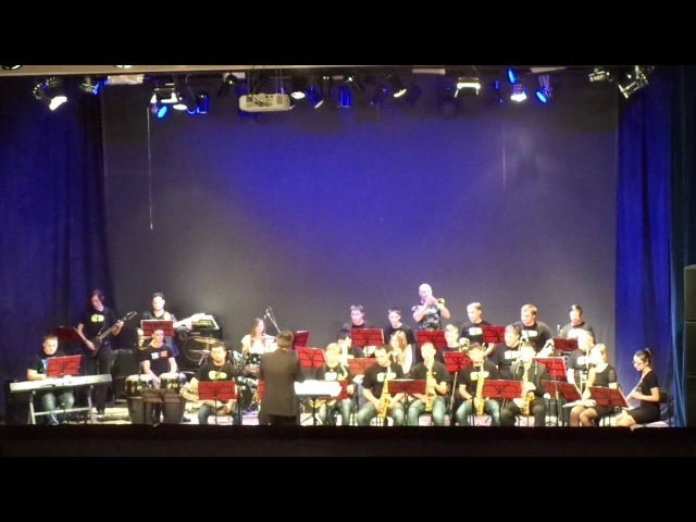 Big Band ИжГТУ - Легенды араратской долины (28.11.2014)