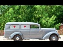 Mercedes Benz 170 S V LUEG Sanitatskrankenwagen Bm 136 083 1953–55