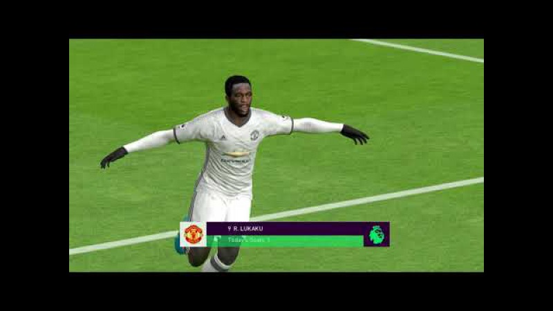 Liverpool vs Manchester United Mkhitarian 3 Goals Full Match 2017 Gameplay (Premier League)
