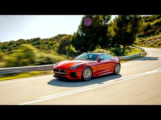 Jaguar F Type SVR Coupe Worldwide '2016