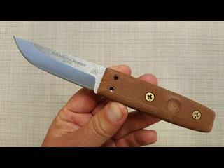 Нож TANIMBOCA PUUKKO TOPS Knives