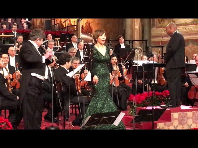 SUMI JO ,Concerto di Natale ad Assisi