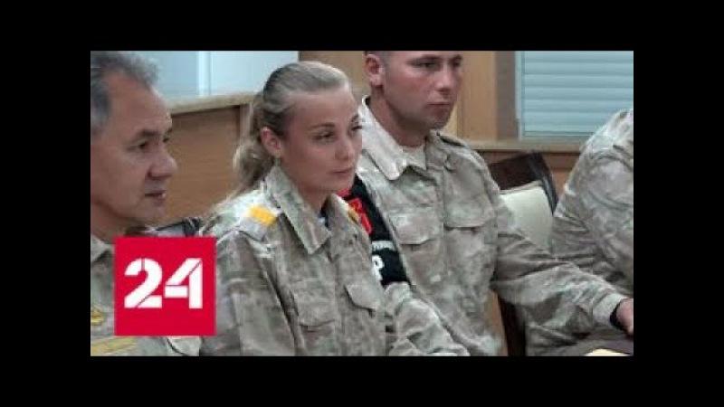 Асад поблагодарил Владимира Путина и российских военных за спасение Сирии - Рос ...