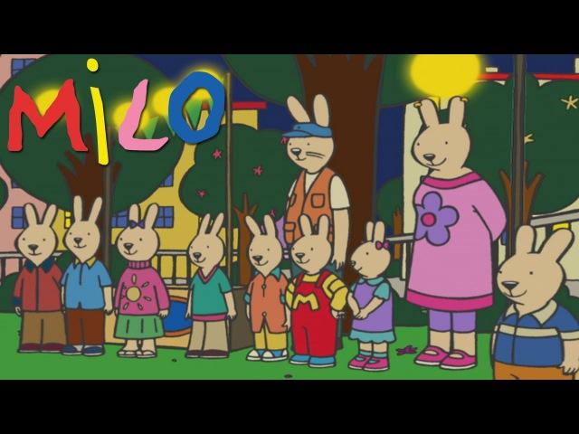 Milo - All's fair | Cartoon for kids