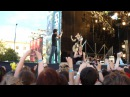 30 Seconds to Mars - The Kill, Live @ Tuborg Greenfest, St. Petersburg (13.07.2011)