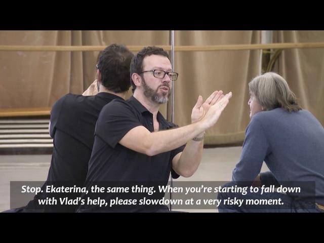 «Ромео и Джульетта» - репетиции / «Romeo and Juliet» - rehearsals