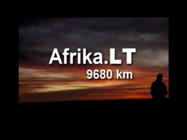 Afrika.LT II-oji dalis