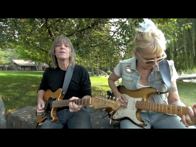 Crown Close-Up: Mike Stern and Leni Stern