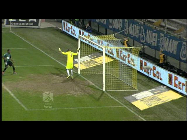 Sassuolo-Empoli 1-0 Highlights 2011/12