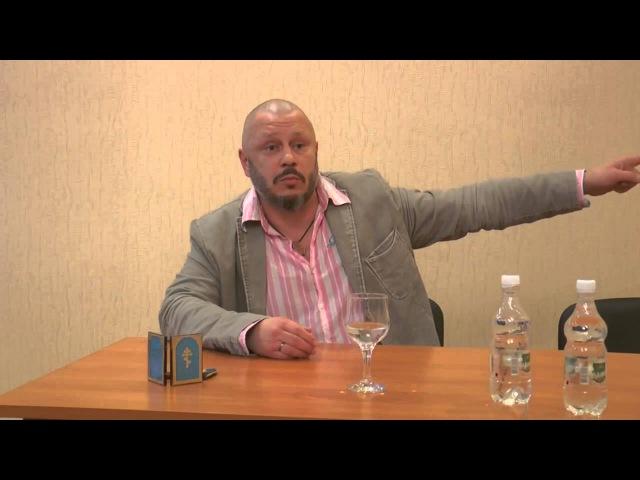 Кочергин А.Н. Творческая встреча ( Пенза 17.05.2015)
