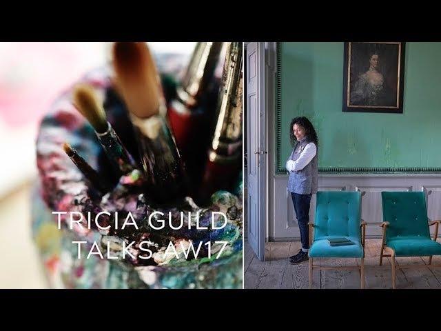 Tricia Guild on Autumn 2017