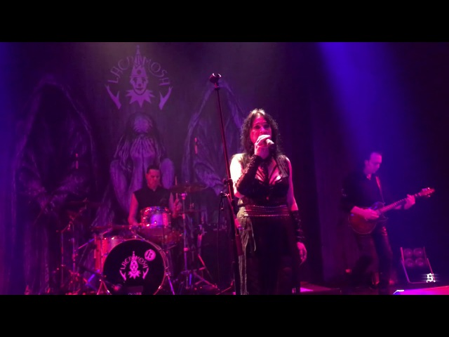 Lacrimosa LIVE in Shanghai 29.11.2017 - Not Every Pain Hurts