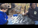 Washington Square Chess Hustling John Beats Cornbread TWICE