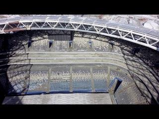 Строительство стадиона в Самаре к ЧМ-2018 (01.03.2018)
