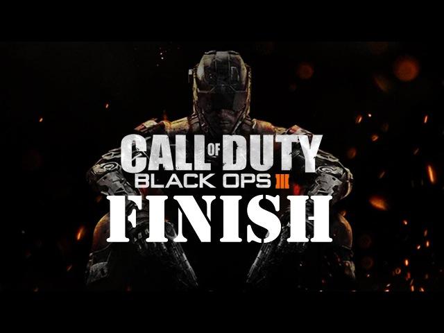 Прохождение Call of Duty Black Ops 3 III HD¦PC¦60fps без комментариев Финал ⁄ Концовка 10