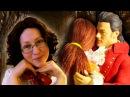 Реакция на кукольный Гастон Лефу стоп моушен по Красавица и Чудовище Gafou dolls sto