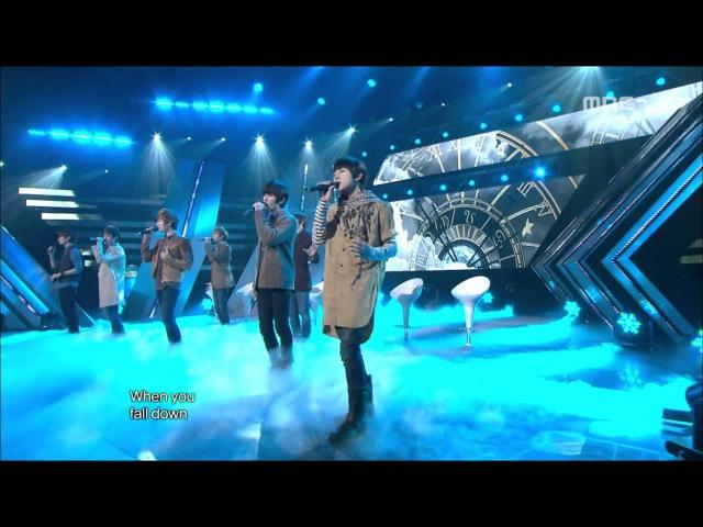 음악중심 U Kiss Someday 유키스 썸데이 Music Core 20111105