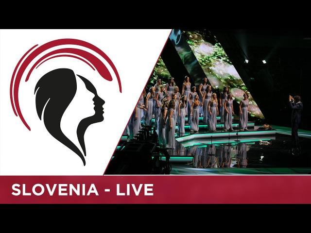 WINNER - Slovenia - Carmen Manet - LIVE - Eurovision Choir of the Year 2017
