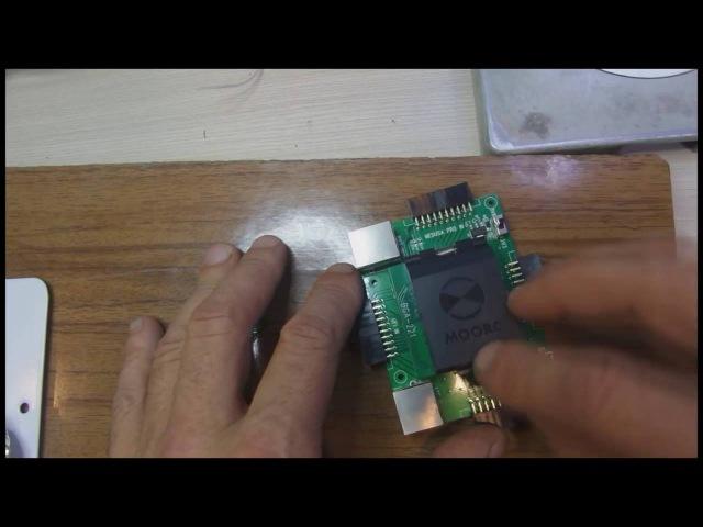 Восстановление eMMC ПО для MediaTek через заводской Scatter - Medusa PRO Box