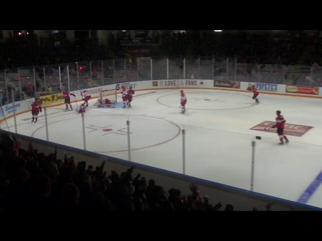 CIBC Canada Russia Series. Сборная Западной лиги – Россия U20 (3:4)