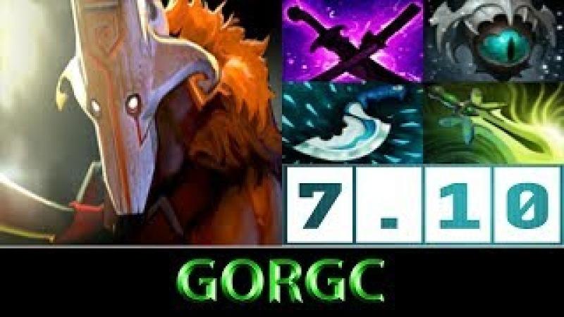 Gorgc Juggernaut Signature Winning Hero ► Dota 2 7 10
