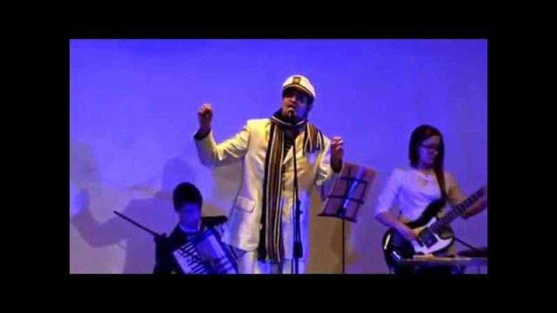 ВИА Заря-Белеет Мой Парус (Песня Остапа) (cover Андрей Миронов)