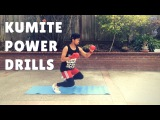 KARATE TIPS 4 EXPLOSIVE Power Drills for Kumite