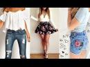 Простые лайфхаки с одеждой, DIY Clothes Life Hacks, diy 2017 12