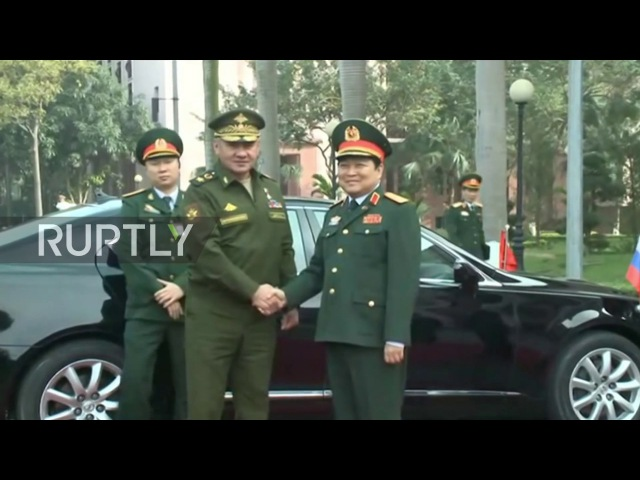 Vietnam: ME and SE Asian countries could acquire Russia's S-400 missile system – DefMin Shoigu