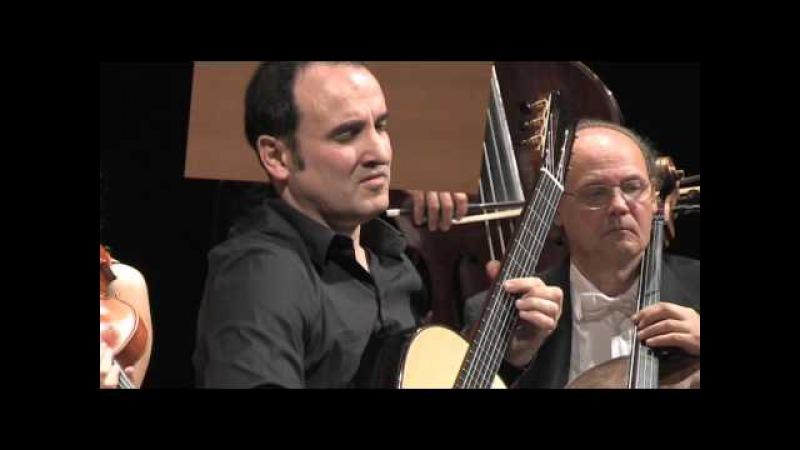 G. FACCHINETTI: CONCERTINO FOR GUITAR AND ORCHESTRA - G. TAMPALINI OCB