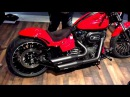 Best Custom Harley Davidson FXSB Softail Breakout