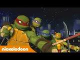 Черепашки-ниндзя  1 сезон 3 серия  Nickelodeon Россия