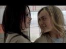 OITNB 1x09 alex and piper dancing